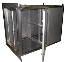 Caisson filtration inox
