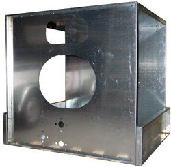 Caisson de ventilation