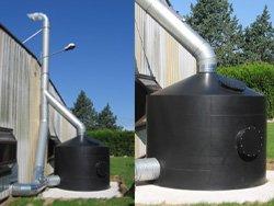 Filtration et traitement charbon actif
